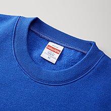 United Athle 10.0磅 圓領長袖大學T (內裏刷毛)  / 素T / 素面T恤 / 大學t / 素t