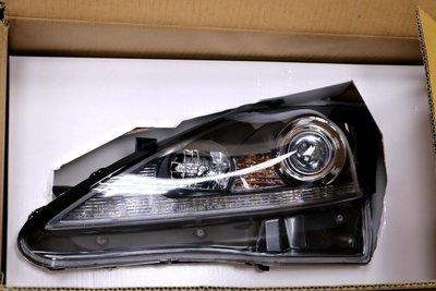 藝速電堂 LEXUS IS250 最新款改裝大燈 日行燈 方向燈跑馬 可切換 支援原廠自動高低水平