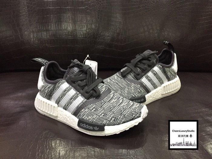 on sale 274b5 32a47 Adidas NMD R1 灰白 鐵灰 BY3035 全新火熱登場-Yahoo奇摩拍賣