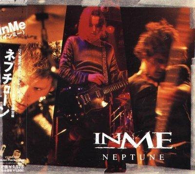(甲上唱片) InMe - NEPTUNE - 日盤+VIDEO
