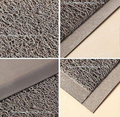 EZMAT 3M 6050 標準有底型 刮泥墊 logo訂製 公司logo 刮泥 除塵 歡迎光臨地墊 台中市