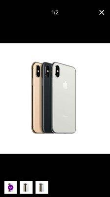 iPhone xs 256 金(可議價)