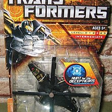 變形金剛 Transformers Generations Deluxe Movie HFTD Tomahawk