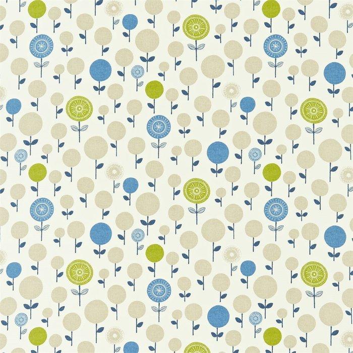 【Uluru】歐洲期貨窗簾.北歐簡約 LOLLIPOP FLOWER (3色) 花卉 棒棒糖 植物 窗簾 ES215系列