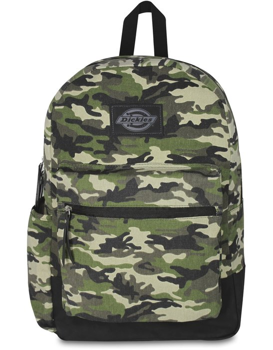 (安心胖) DICKIES Camo Green Colton Backpack Item #50088H