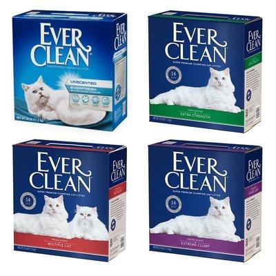 【饅頭貓寵物雜貨舖】※現金專區※ 美國 Ever Clean 藍鑽貓砂 原廠公司貨 25LB 桃園市