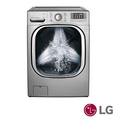 LG樂金 19公斤 洗脫烘滾筒洗衣機 WD-S19TVC(典雅銀)