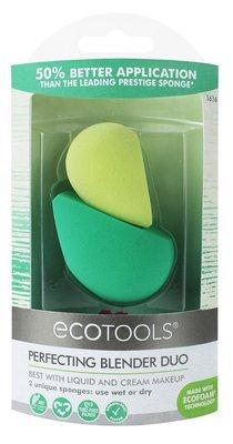 【愛來客 】美國直送~新款 EcoTools Perfecting Blender Duo 美妝蛋 海綿蛋#1616