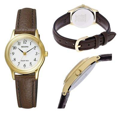 日本正版 CITIZEN 星辰 REGUNO RS26-0031C 女錶 女用 手錶 太陽能充電 日本代購