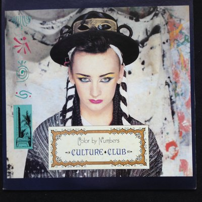 #a黑膠唱片 CULTURE CLUB  COLOR BY NUMBERS