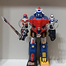 111玩具---復古玩具--吊卡----20cm 機甲艦隊合体----特價200元