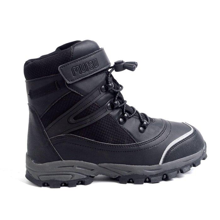 【荳荳物語】芬蘭品牌MURSU 防水保暖親子款雪靴,賞雪、玩雪、滑雪必備1580元!!