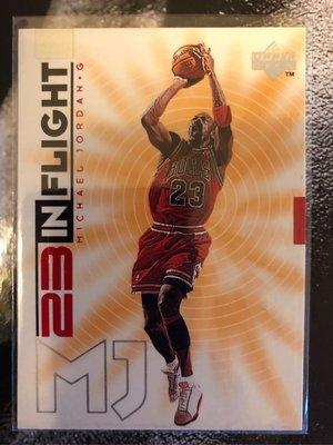 1997-98 Upper Deck 23 In Flight Michael Jordan #IF14