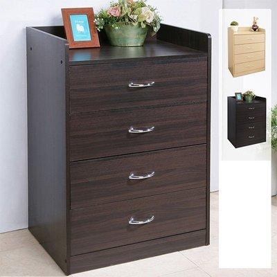 四抽斗櫃 收納櫃 玄關櫃 隔間櫃 衣櫃(兩色可選)