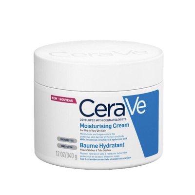 CeraVe 適樂膚  長效潤澤修護霜(潤澤型)  454g