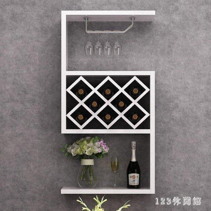 家具-酒櫃歐式小戶型墻上酒架壁掛餐廳客廳創意-欣雅居