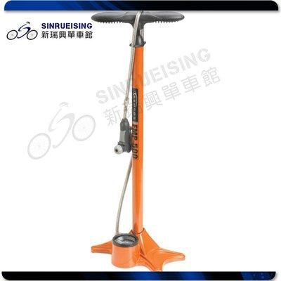【阿伯的店】SERFAS FMP-500 High Pressure 打氣筒 自行車 公路車 登山車#JE1058