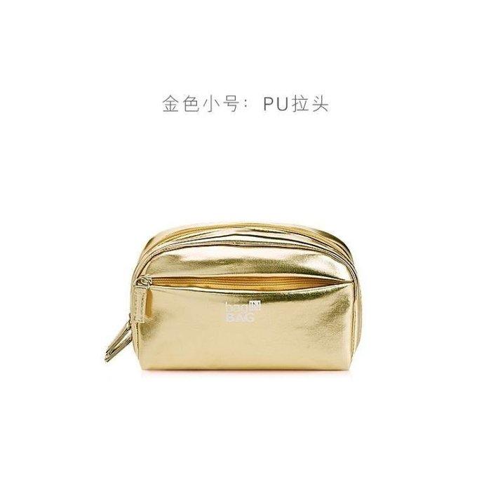 YEAHSHOP 化妝包少女心小號便攜大容量簡約Y185