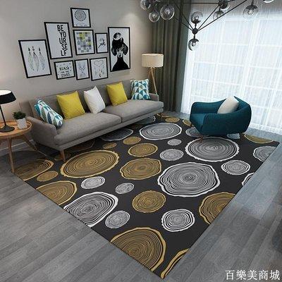 精選  北歐地毯臥室客廳門墊滿鋪可愛房間床邊茶幾沙發辦公室長方形地墊