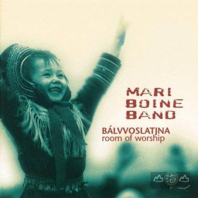【進口版】音樂聖堂 Balvvoslatjna (Room Of Worship) / 瑪莉波依娜---5590232