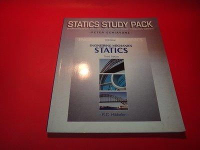 【愛悅二手書坊 21-05】Engineering Mechanics Statics SI Edition -