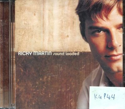 *真音樂* RICKY MARTIN / SOUND LOADED 二手 K4944   (清倉.下標賣2)