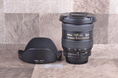 【高雄品光攝影】Nikon AF 18-35mm F3.5-4.5 D ED 變焦 廣角 GF#66475