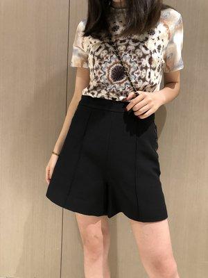 《巴黎拜金女》一年四季都可以穿的時尚單品側邊雙排扣絲毛休閒短褲