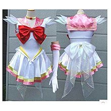 【現貨】萬聖節COS美少女戰士水手小月亮小兔子cosplay角色扮演舞臺表演服裝NNJ326323NN3734