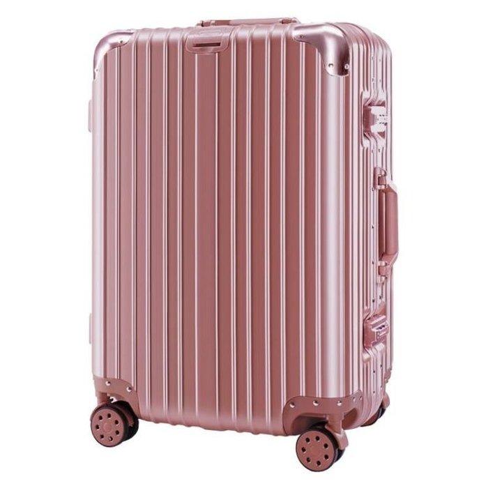 行李箱拉桿箱女旅行箱男萬向輪24韓版學生26皮箱包20密碼28寸箱子  糖糖日繫森女屋YYS