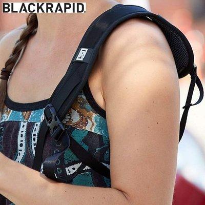 我愛買#美國BlackRapid快槍俠相機減壓背帶Curve彎形Breathe人體工學彎曲線型減壓相機背帶斜揹帶斜肩帶輕單眼背帶微單反相機揹帶適騎自行車婚禮攝影