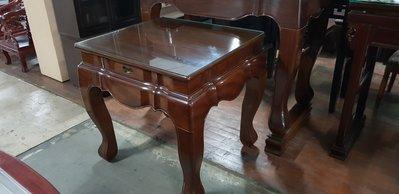 花梨木上下桌神明桌 一格二手家具 客廳實木家具 懷舊時尚