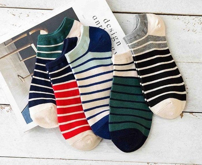 襪子 襪子男短襪春夏季薄款棉襪船襪男士襪子純棉四季防臭淺口隱形襪