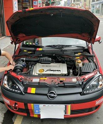 [晨達] OPEL/CORSA C 01-06專用款引擎蓋支撐桿 油壓桿 頂桿