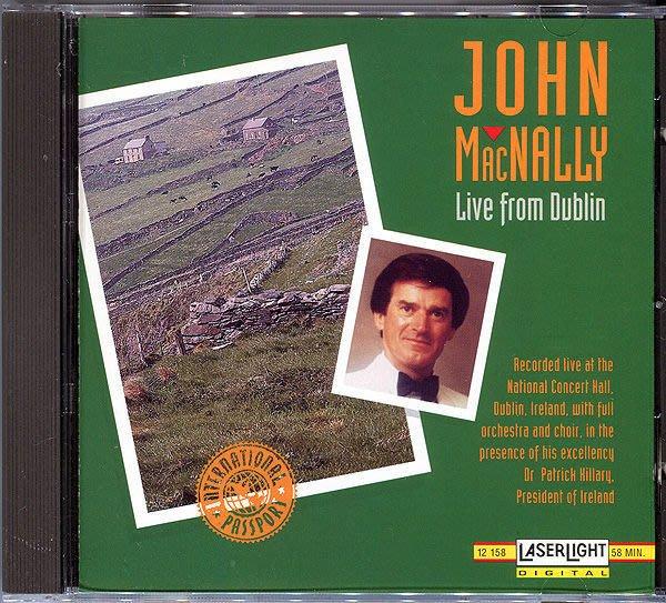 【塵封音樂盒】John MacNally - Live from Dubin