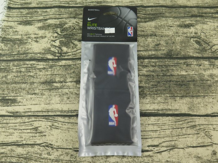 【iSport愛運動】♤ NIKE ♤ 經典LOGO NBA 護腕套(馬刺) NKN03001OS