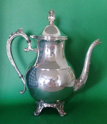 292高級英格蘭鍍銀壺 Silver Plate Coffee Pot