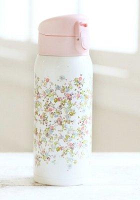 ❣️ Alice in JAPAN?日本Afternoon tea 限量 粉紅 碎花保溫瓶 350ml