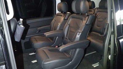 賓士V250d/Vito單人座椅