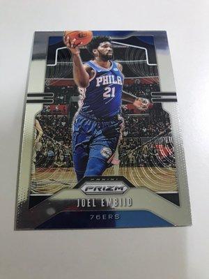 【JOEL EMBIID】2019-20 NBA PRIZM 76人 高雄市