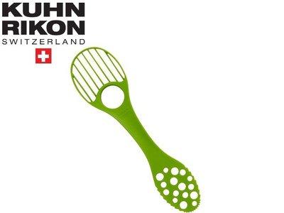 瑞 康 Kuhn Rikon 五合一 酪梨果肉分離器 Avocado 5-in-1 KHN-23013 酪梨水果刀