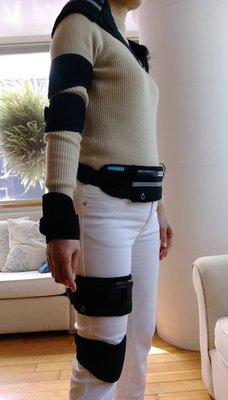 (S111 標準款)15合一最實用貼心禮物 小太陽Suntex石墨烯遠紅外線熱敷隨身包 護膝退化性關節炎舒緩患部酸痛疼痛