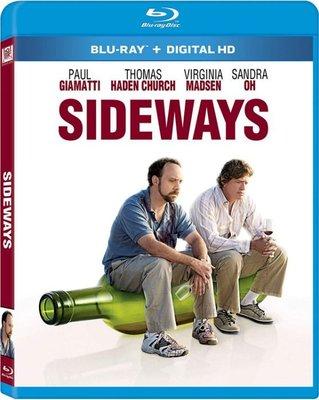 BD 全新美版【尋找新方向】【Sideways】Blu-ray 藍光