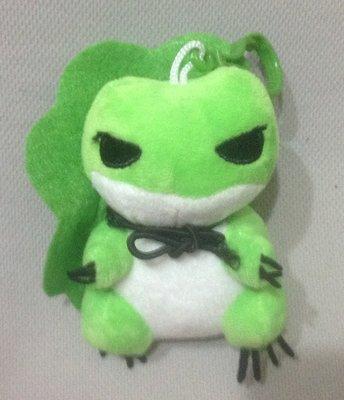 全新旅蛙吊飾鑰匙圈