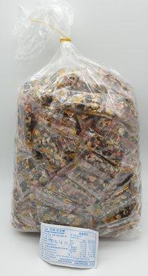 芝麻花生糖 3kg 單顆包裝 下午茶 零嘴 全素