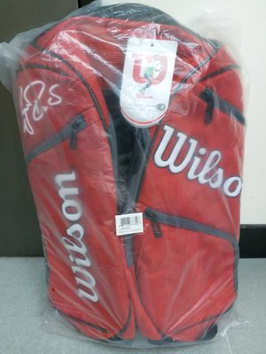 Wilson Federer Elite Backpack , New with tag