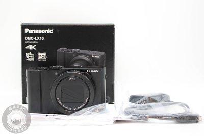 【高雄青蘋果3C】Panasonic Lumix DMC-LX10 LX10 二手數位相機 公司貨 極新 #56507