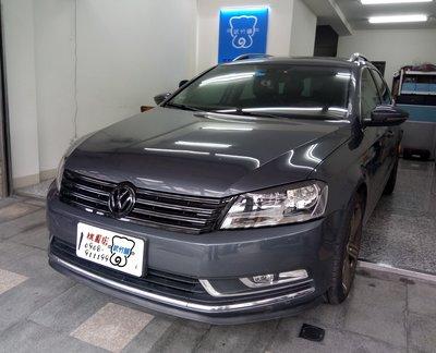 Volkswagen Passat B7-A柱+B柱+C柱 套裝組【靜化論】