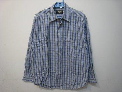 Spinning 格紋襯衫/M