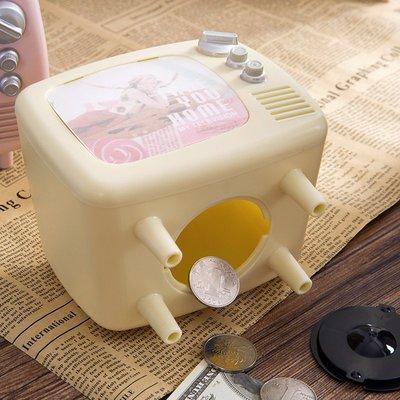 可愛卡通儲蓄罐創意個性存錢罐 兒童擺件零錢罐硬幣儲錢罐JJ085